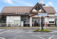 JR群馬藤岡駅